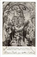 CPA- Carte Postale - Italie- San Severino Chiasa Di S. Domenico -Madona VM2857 - Macerata