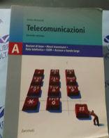 O. BERTAZIOLI TELECOMUNICAZIONI - ZANICHELLI - SECONDA EDIZIONE - Arts, Architecture