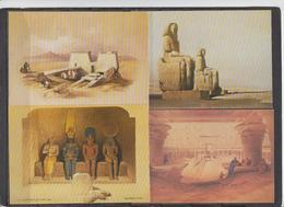 Egypt 42 Mint PPCs, Landscape Paintings - Egypt