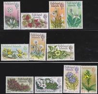 Falkland Islands    .   SG      .     11 Stamps       .     **      .   MNH       .   /    .   Postfris - Falklandeilanden
