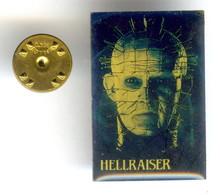 Pin's Cinéma HELLRAISER  © 1987 NEW WORLD PICTURES - Cinéma