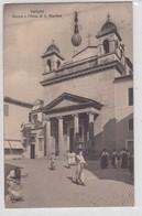 Velletri. Piazza E Chiesa Di S. Marino. - Velletri