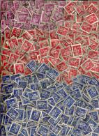 Vrac Type Paix (YT 281, 283 Et 365) Sur Fragments (180g) Avec Un Minimum De Papier - Timbres