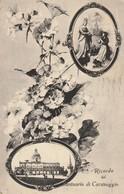12-1-----------------ricordo Del Santuario Di Caravaggio - Bergamo