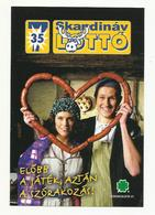 Hungary, Funny Scandinavian Lottery Ad, 2004. - Calendars