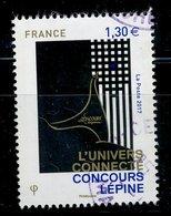 France 2017 - Oblitéré Used - Y&T N° 5141 - L'Univers Connecté - Concours Lépine - France