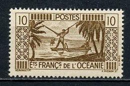OCEANIE 1942  N° 150 ** Neuf MNH Superbe  Pêcheur Pêche Fishing Bateaux Boats Ships - Océanie (Établissement De L') (1892-1958)