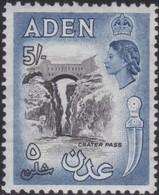Aden   .   SG  .       68       .     **       .    MNH       .   /    .  Postfris - Aden (1854-1963)