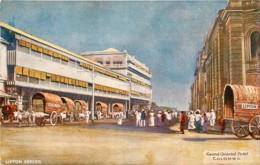 Inde - Skri Lanka - Ceylon - Lipton Séries -Ceylon - Colombo - Grand Oriental Hotel - Sri Lanka (Ceylon)
