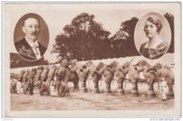 AK - Zirkus KRONE 1930 - Mit Direktor Karl Krone Und Gattin - Original Aufnahme - Zirkus
