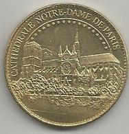 Religione, Cathedrale Notre Dame De Paris, Mistura, Cm. 3,4. - Monnaie De Paris