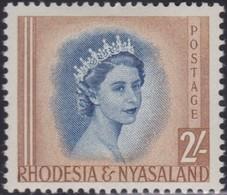 Rhodesia&Nyasaland .   SG  .      11       .     *       .    Mint-hinged     .   /    . Ongebruikt - Rhodesia & Nyasaland (1954-1963)