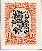 PIA - FINLANDIA - 1928-29  : Uso Corrente - Stemma  (Yv 132) - 1856-1917 Amministrazione Russa