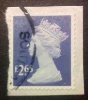 GRAN BRETAGNA 2018 - Autoadesivo Su Frammento - 1952-.... (Elizabeth II)