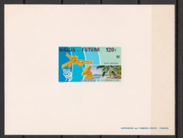 Wallis Et Futuna - 1979 - PA N°Yv. 99 - Telecom - Epreuve De Luxe - Neuf Luxe ** / MNH / Postfrisch - Telecom