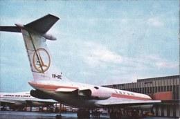 Romania, 1987, Vintage Pocket Calendar - TAROM Airlines Advertising - Documents Historiques