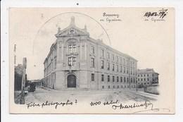 CPA SLOVAQUIE POZSONY Ev. Lycséum - Slovaquie
