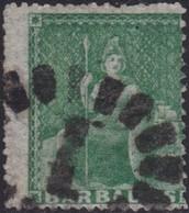 Barbados       .   SG  .       20     .        O      .   Cancelled       .   /    .   Gebruikt - Barbados (...-1966)