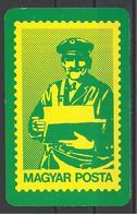 Hungary,  The Postman, 1981. - Calendars