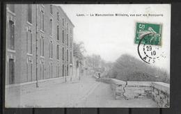 02 LAON LA MANUTENTION MILITAIRE - Laon