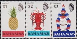 Barbados      .   SG  .      307a/309a     .       **        .   MNH      .   /    .   Postfris - Barbados (...-1966)