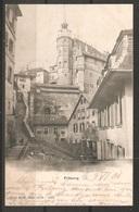 Carte P ( Fribourg ) - FR Fribourg