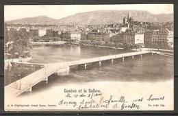 Carte P ( Genève Et Le Salève ) - GE Genève