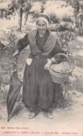 LAMALOU LES BAINS Type Du Pays Costume Local 11(scan Recto-verso) MA1355 - Lamalou Les Bains