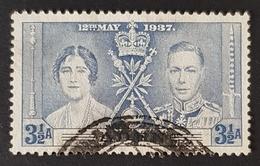 1937 Aden, Queen Elizabeth And King George Vl, Yemen, Great Britain Colonies , *,**, Or Used - Aden (1854-1963)
