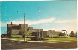 Ajax - Municipal Building  -  (Ontario, Canada) - 1974 - Toronto