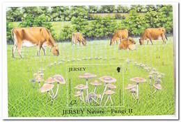 Jersey 2005, Postfris MNH, Mushrooms, Cows - Jersey