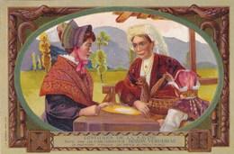 Costumes De La Savoie - La Première Marque De Pâtes Alimentaires - Publicité