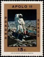 ~~~ Panama 1971- Space Apollo - Mi. 1200 ** MNH ~~~ - Panama