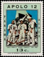 ~~~ Panama 1971- Space Apollo - Mi. 1201 ** MNH ~~~ - Panama
