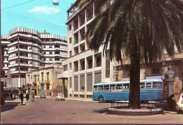Bus Azzurro Ad Andria Via R .Settimo - Autobus & Pullman