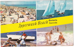 Ipperwash Beach -  (Ontario, Canada) - 1964 - Ontario