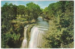 Hamilton - Websters Falls And Park -  (Ontario, Canada) - 1962 - Hamilton