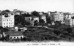 TANGER- 532 3- Quartier Du Marshan. LL - Tanger