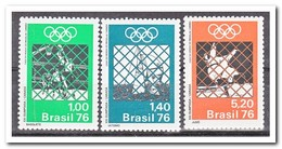 Brazilië 1976, Postfris MNH, Olympic Summer Games - Brazilië