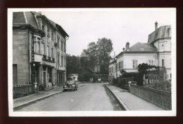 54 - BACCARAT - LE PONT ET RUE DU DOCTEUR RETOURNARD - AUTO MATFORD - Baccarat