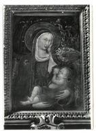 Tematica  Montepulciano Santuario Agnesiano Madonna Del Latte Non Viaggiata Condizioni Come Da Scansione - Paintings