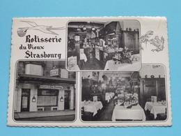 Rôtisserie Du VIEUX STRASBOURG ( Prop. Paul SEEGMULLER ) ( A. Dohmen ) Anno 1962 ( Zie/voir Photo ) ! - Cafés, Hotels, Restaurants