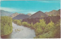 Grand Forks - Twin Black Mountains  -  (B.C., Canada) - Colombie Britannique