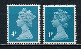 Gd Bretagne 1984 N° 1150/1150A ** Neufs MNH Superbes C 3,60 €  Elizabeth II - Nuovi