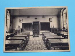Kostschool Der Zusters MARICOLEN Deinze / Een Klas ( Thill ) Anno 19?? ( Zie/voir Photo ) ! - Deinze