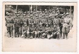 ITALIA - CARTOLINA FOTOGRAFICA ALPINI - Militaria