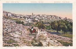 Bethléhem Vue Du Sud - Palestina