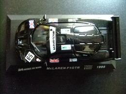 Mc LAREN F1 GTR 24 H Le Mans 1995 Y. Dalmas - J.J.Lehto - M. Sekiya - Carros