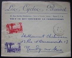 Les Cycles Bonnet Face à La Grande Vitesse Maroc Casablanca 1948 (Tout Ce Qui Concerne La Compétition) - Maroc (1891-1956)