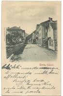 GRONO: Dorfpassage 1901 - GR Grisons